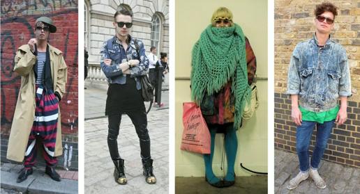 les hipsters de londres sont