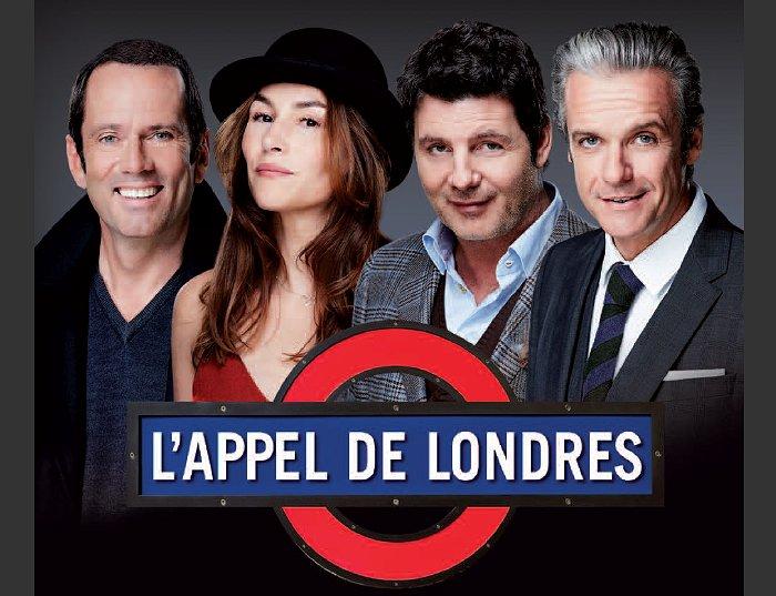 L'appel de Londres au théâtre